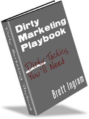 Product picture Dirty marketing playbook-make money online