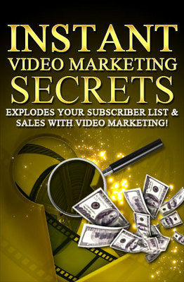 Product picture instant video marketing- make more money